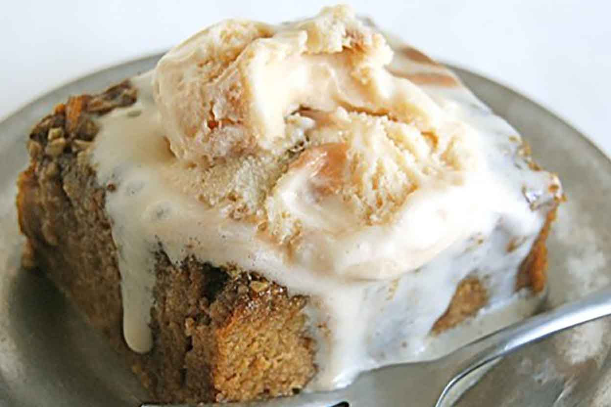 Easy Coffee Cake Recipe King Arthur: Easy Cake Pudding Recipe