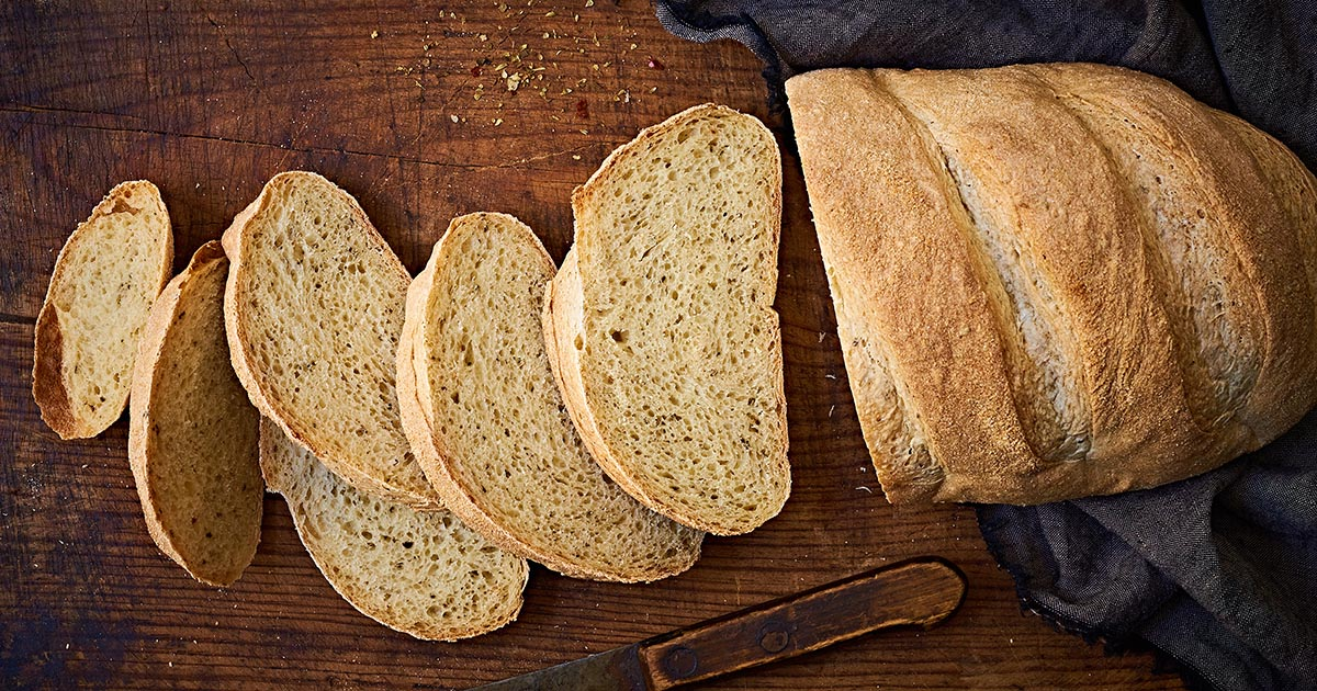 Tuscan Style Bread With Herbs Recipe King Arthur Flour