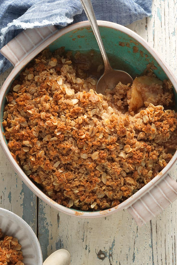Gluten-Free Apple Crisp   Recipe