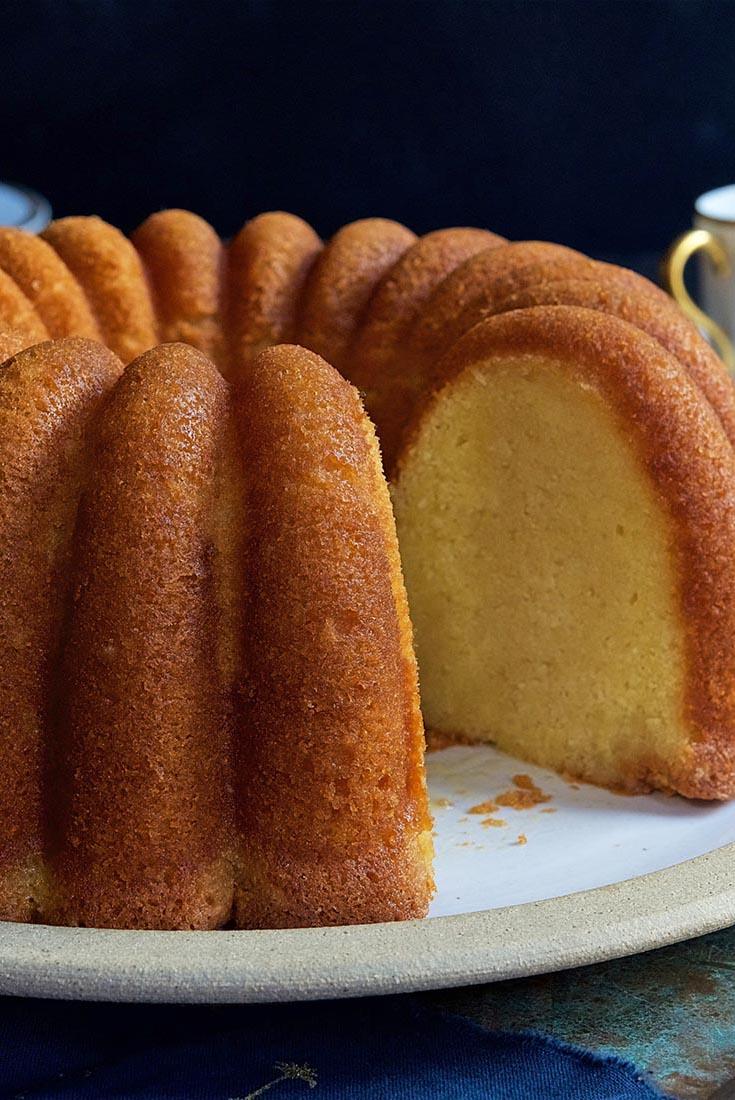 Jamaican Rum Cake Easy