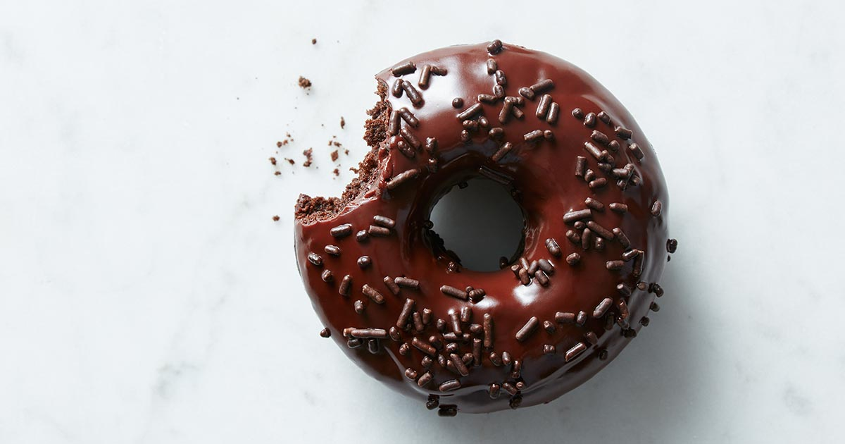 Chocolate Fudge Cake Doughnuts Recipe King Arthur Flour