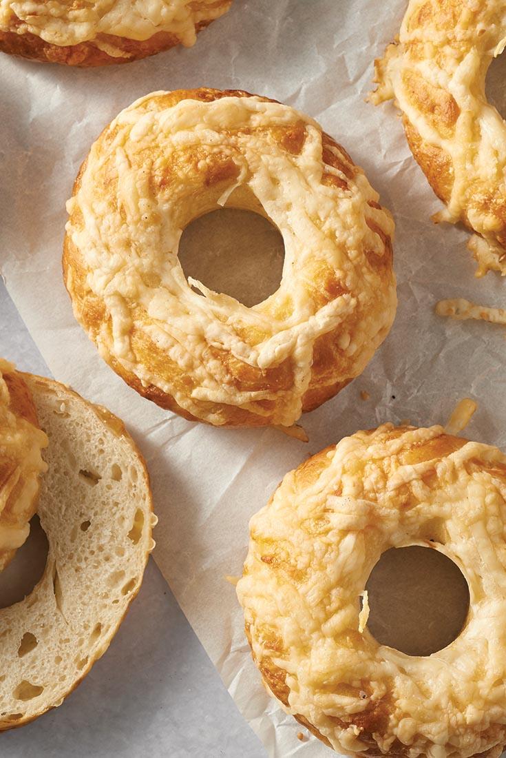 Asiago Bagels Recipe