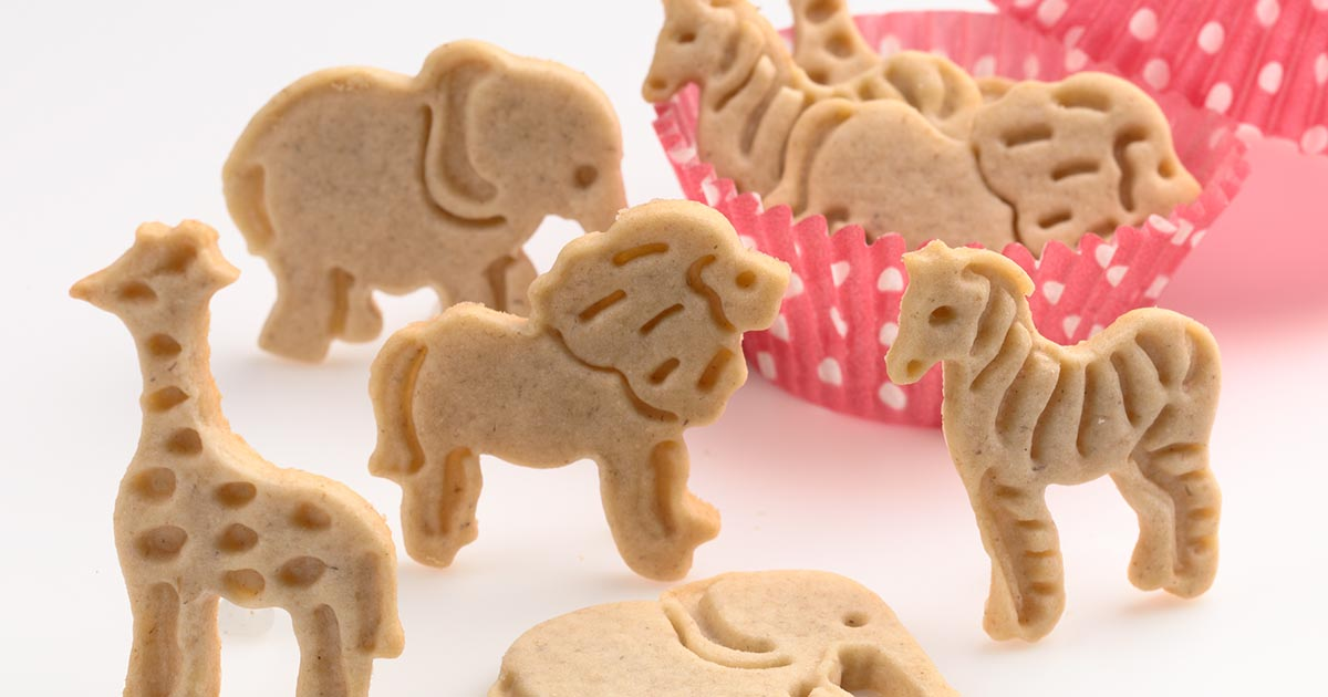 Animal Cookies Recipe King Arthur Flour