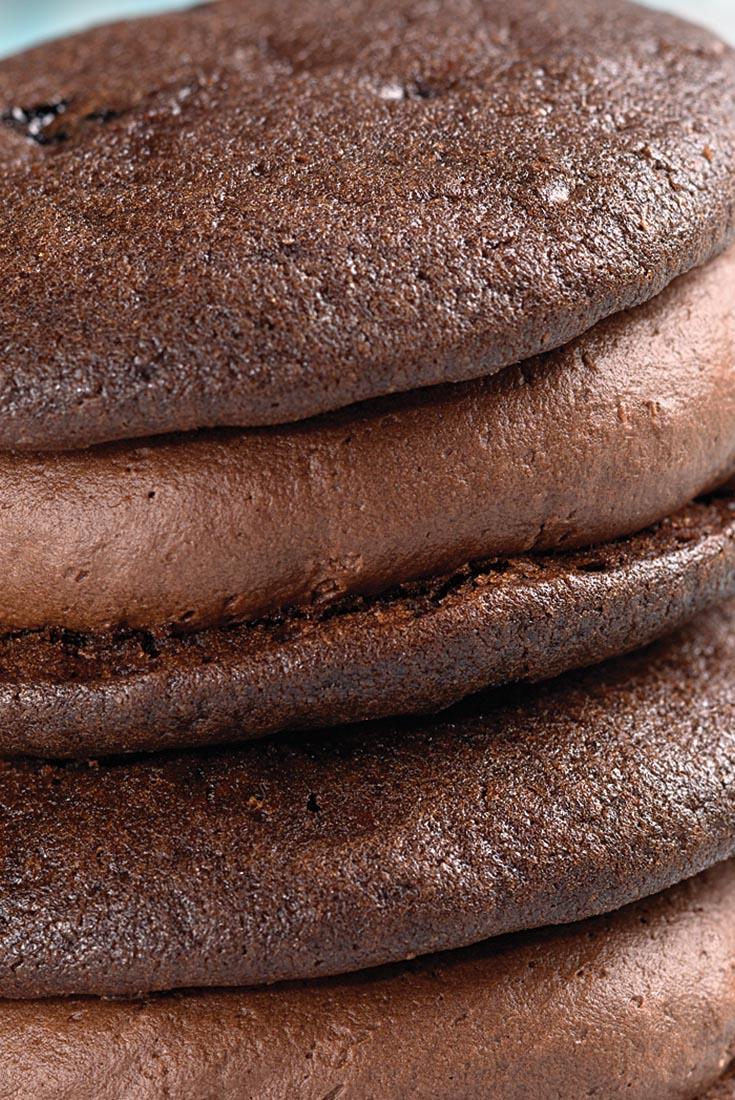 Mocha Whoopie Pies Recipe
