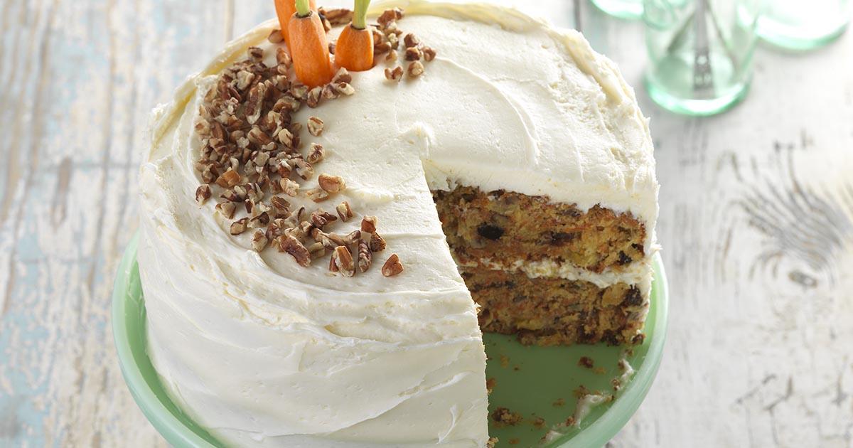 King Arthur Flour Carrot Cake Gluten Free