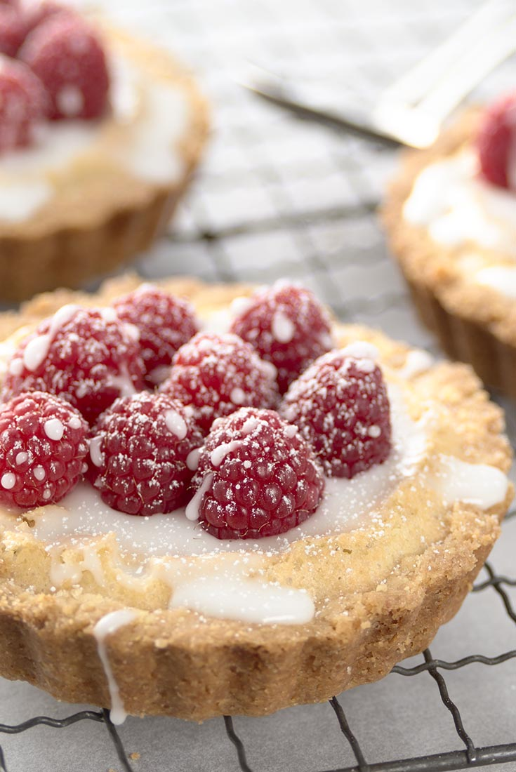 Almond Tarts Recipe