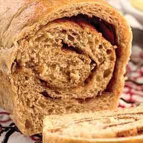 Mini Cinnamon Swirl Breads Banana Bread Double Chocolate Zucchini ...