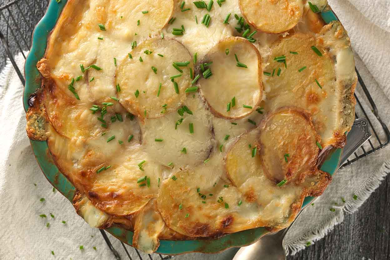 Classic Scalloped Potatoes Recipe | King Arthur Flour