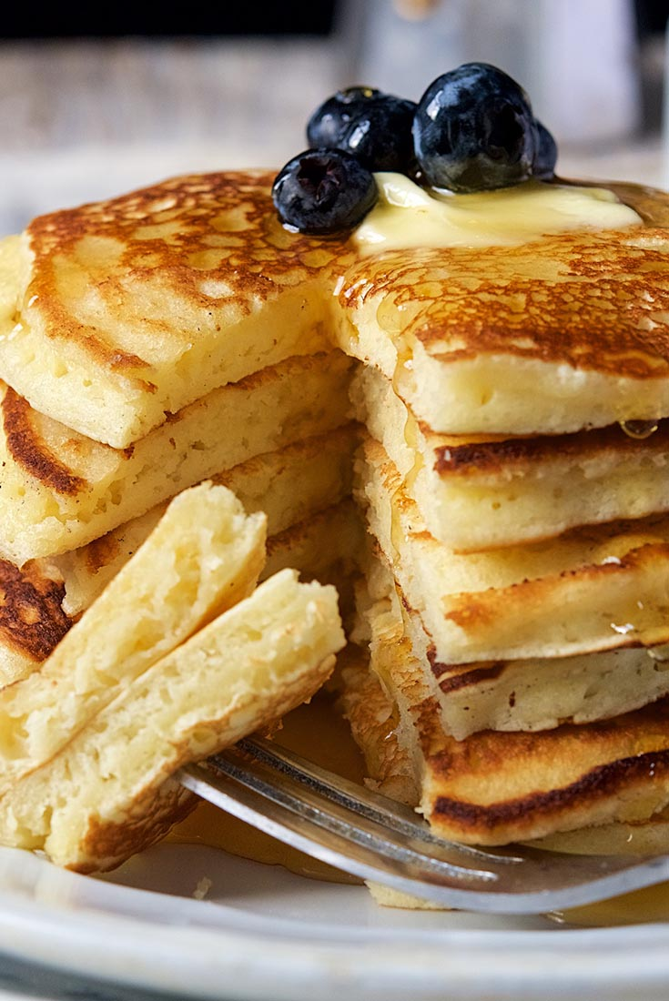 Simply Perfect Pancakes Recipe