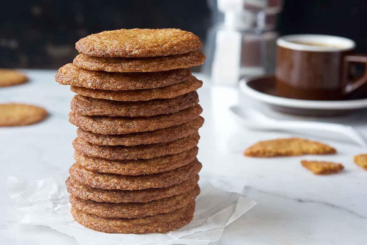 Buttersnaps Recipe King Arthur Flour