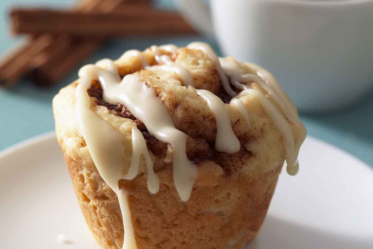 How to make cinnamon rolls with bread mix