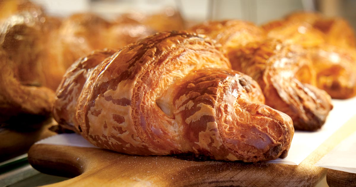 How to make puff pastry dough without butter
