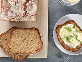 Baker's Grain Sourdough Bread