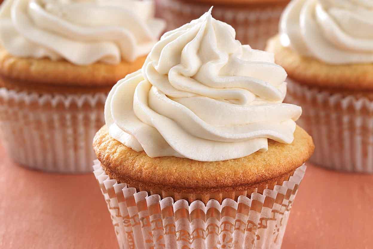 Cupcakes Using Cake Flour
