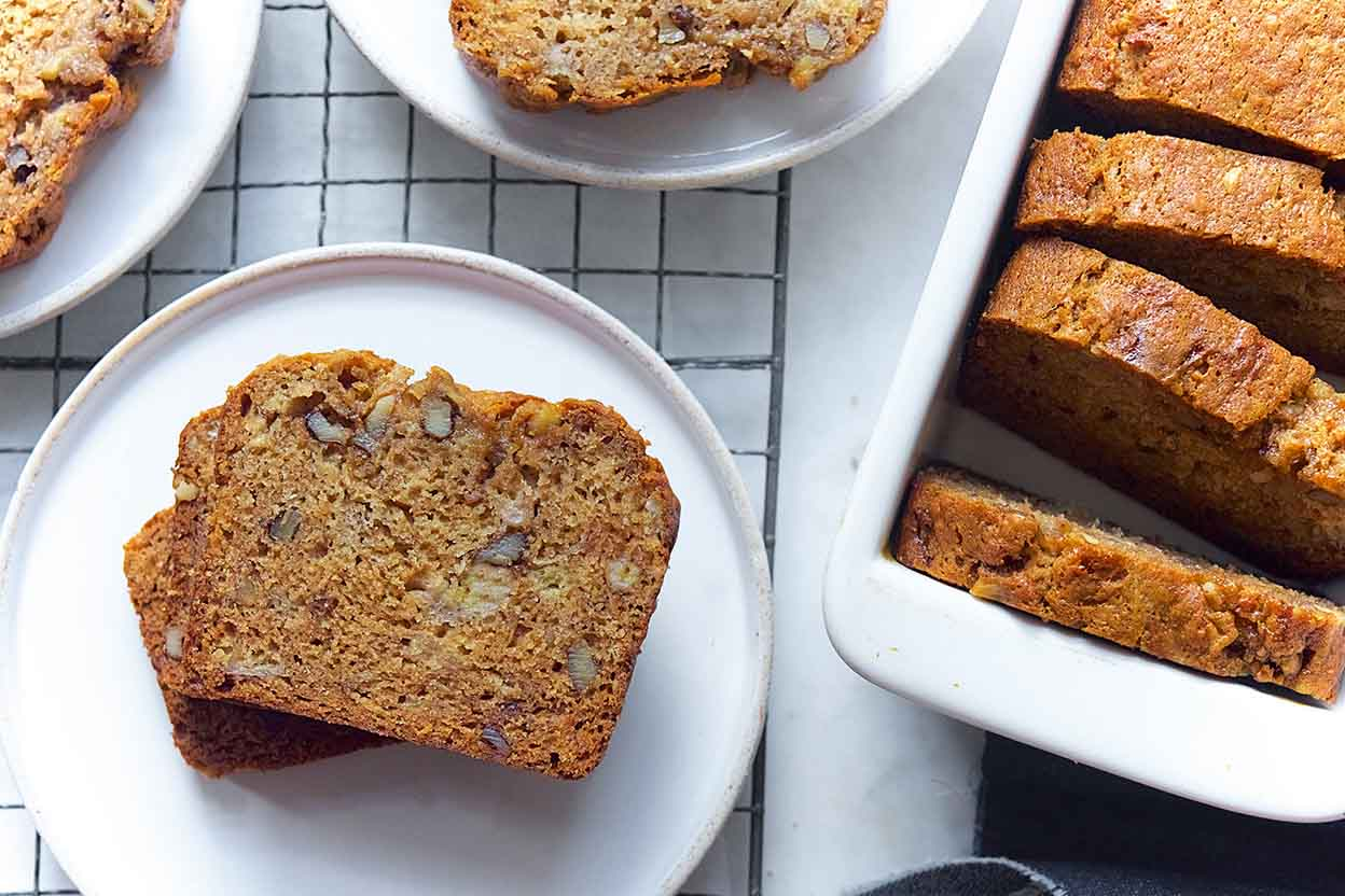 Banana bread recipe king arthur flour forumfinder Gallery