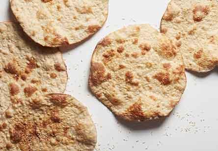Onion Parmesan Cracker Bread