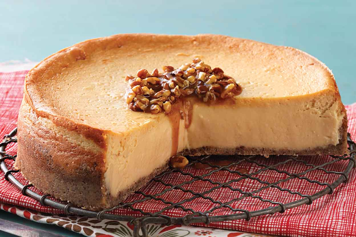 How to make flavored cheesecakes