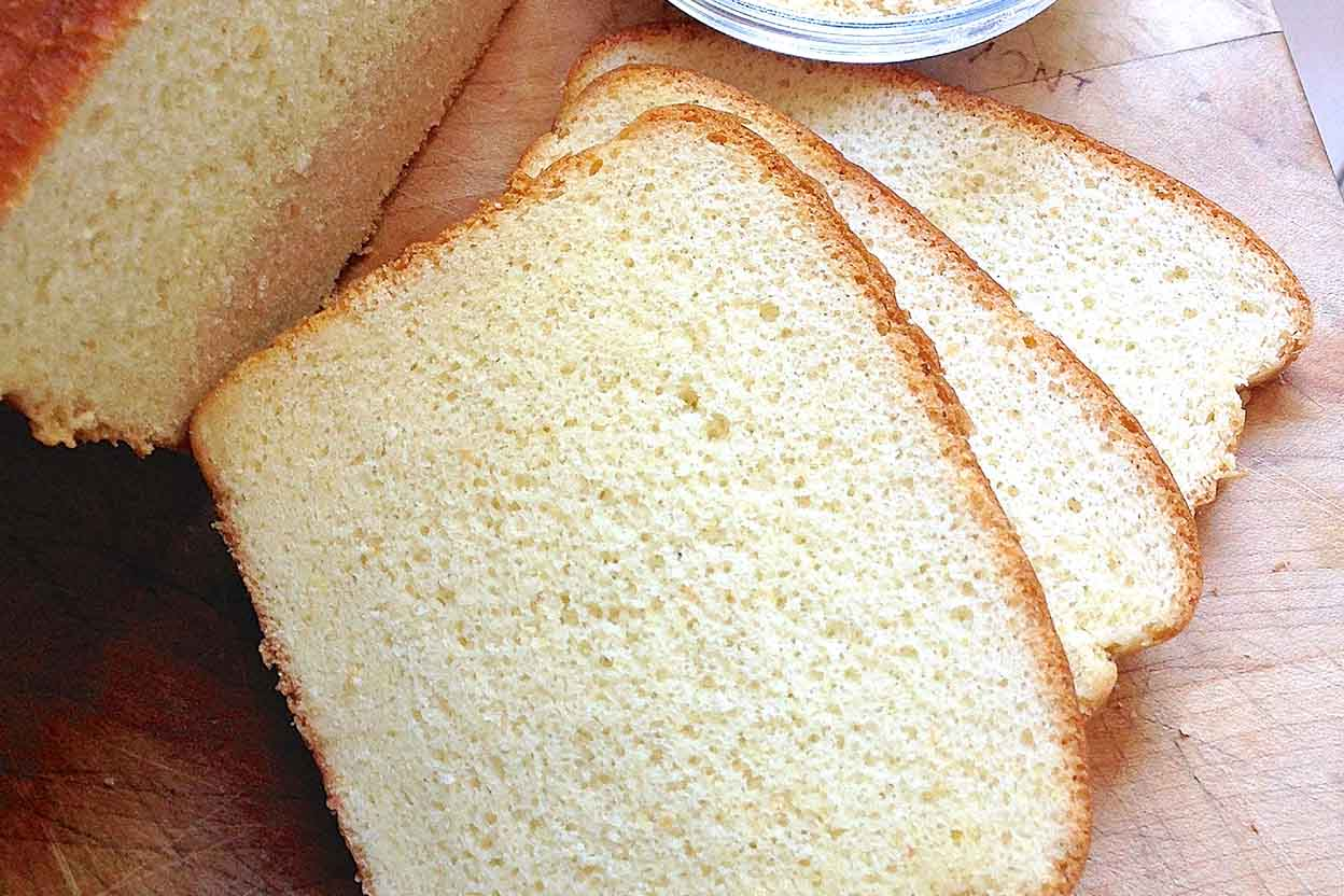 Classic American Salt-Rising Bread Recipe | King Arthur Flour