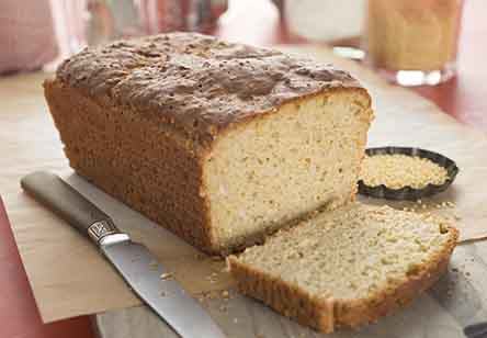 Gluten-Free Millet Bread
