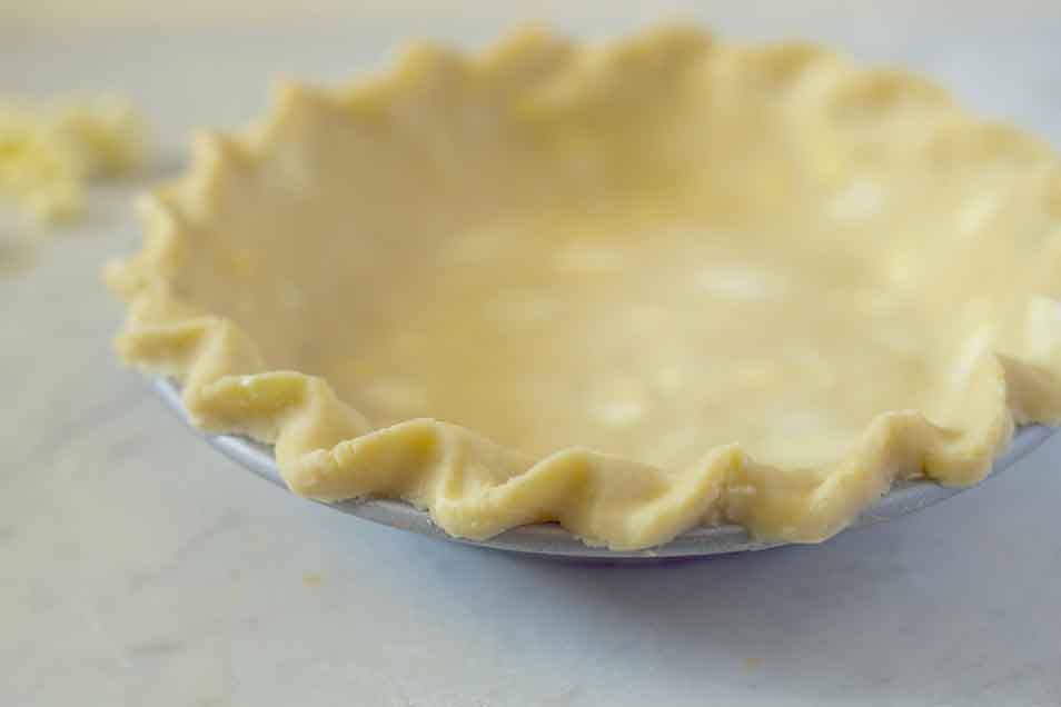 Our recipe for classic single pie crust & Pie Baking Guide | King Arthur Flour