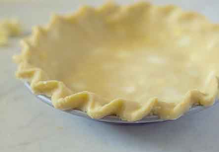 Classic Single Pie Crust