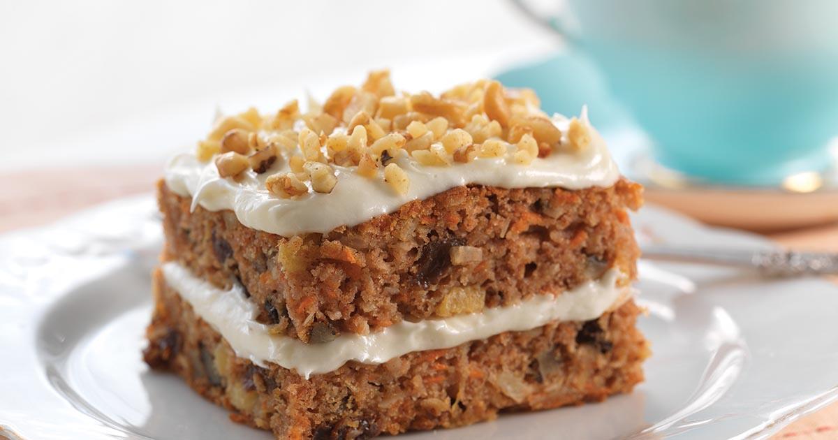 King Arthur Carrot Cake Gluten Free