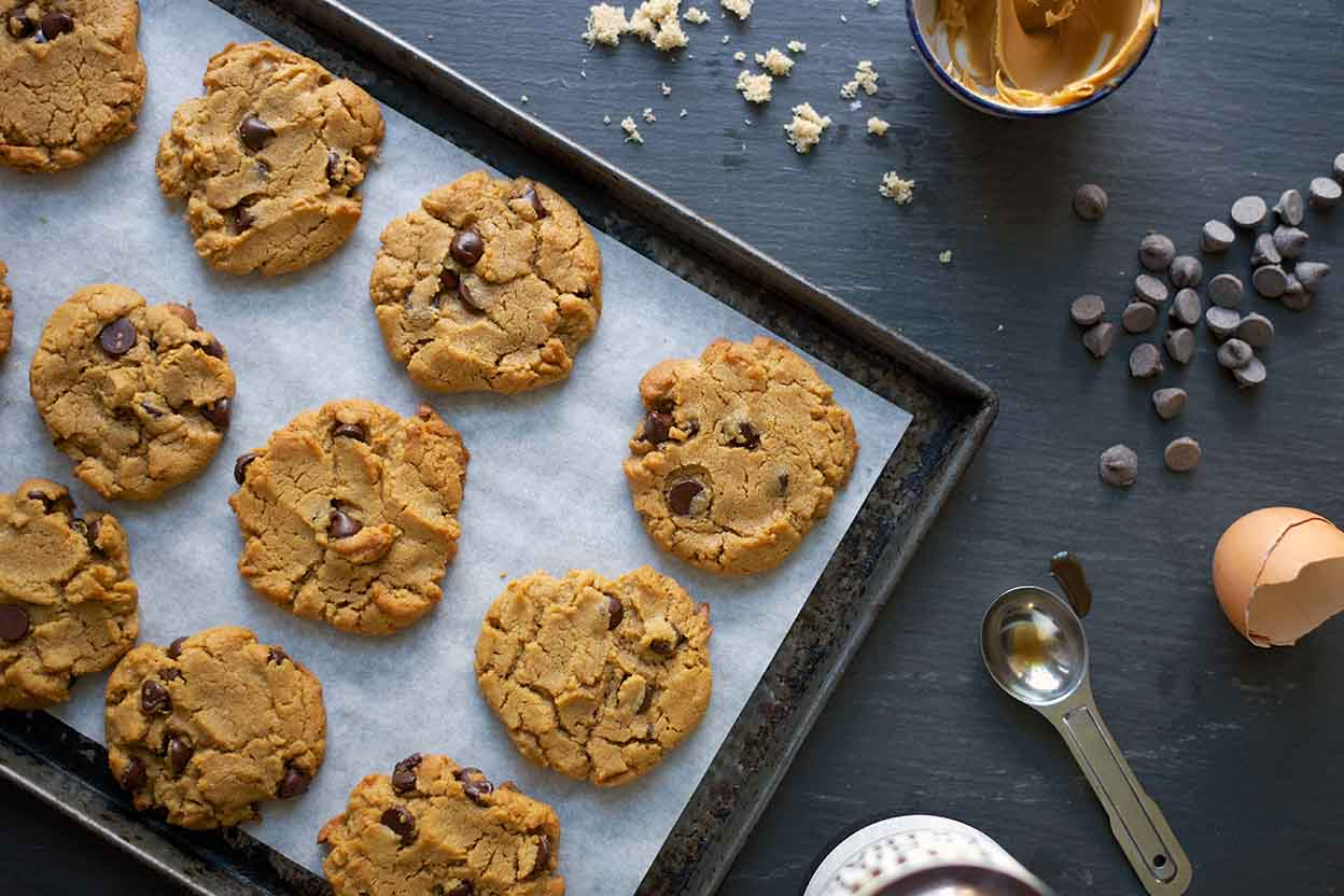 Chocolate Chip Oatmeal Cookies Recipe | King Arthur Flour