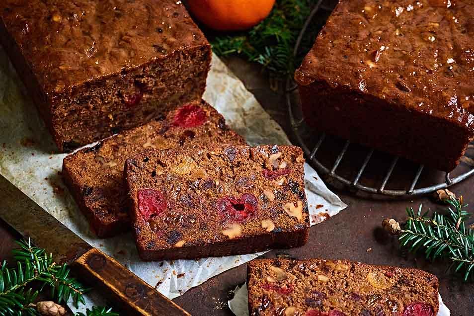 Fruit Cake Recipe Loaf Pan: Cake & Cupcakes Guide
