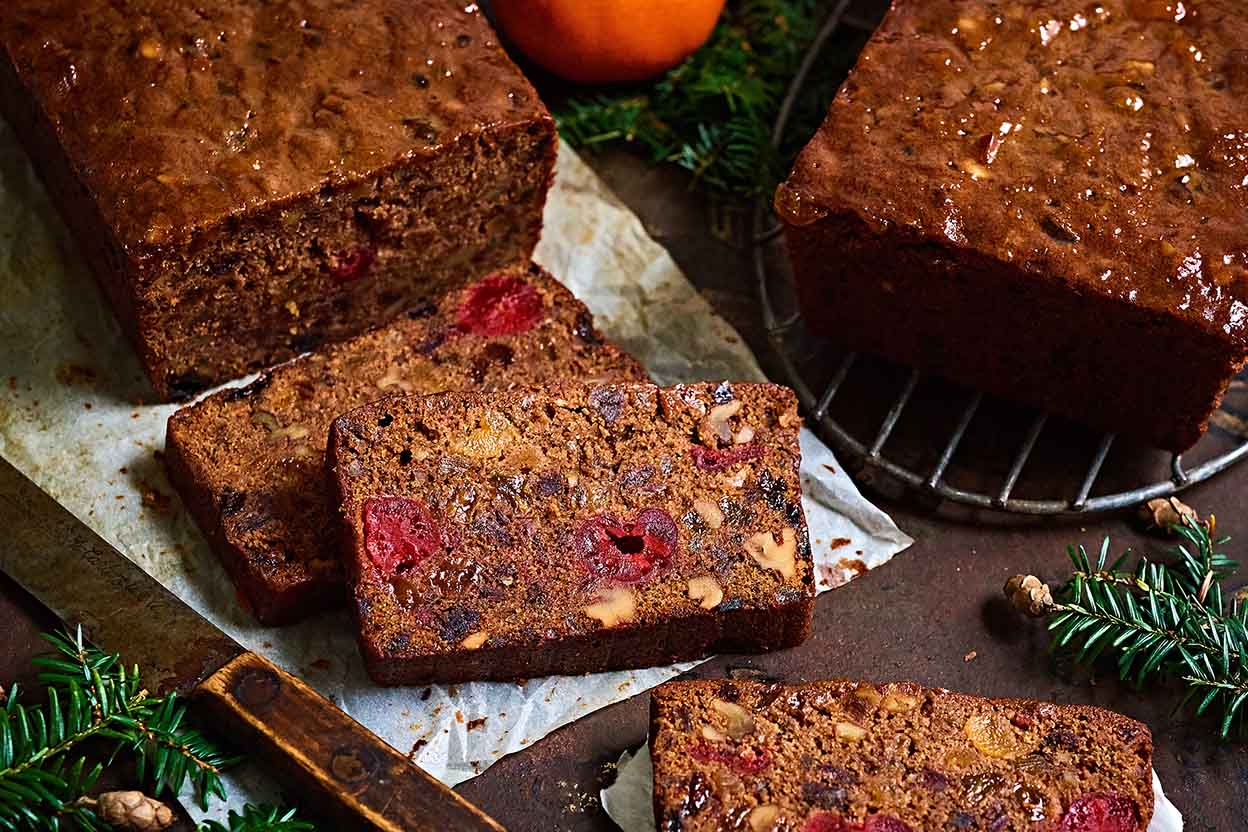 Christmas Fruit Cake Recipe With Molasses