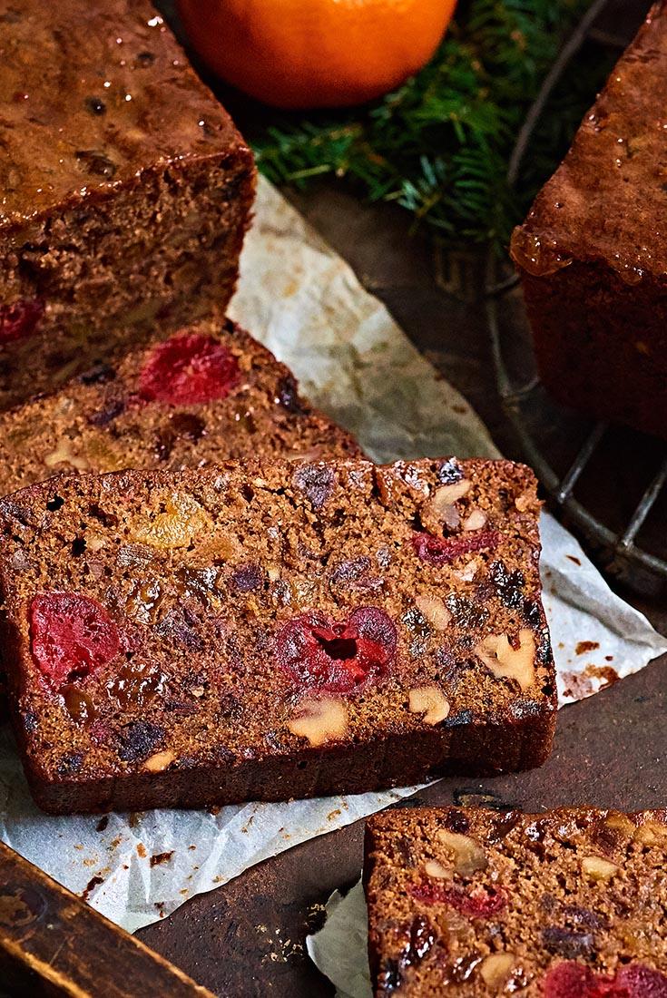 Everyone's Favorite Fruitcake Recipe