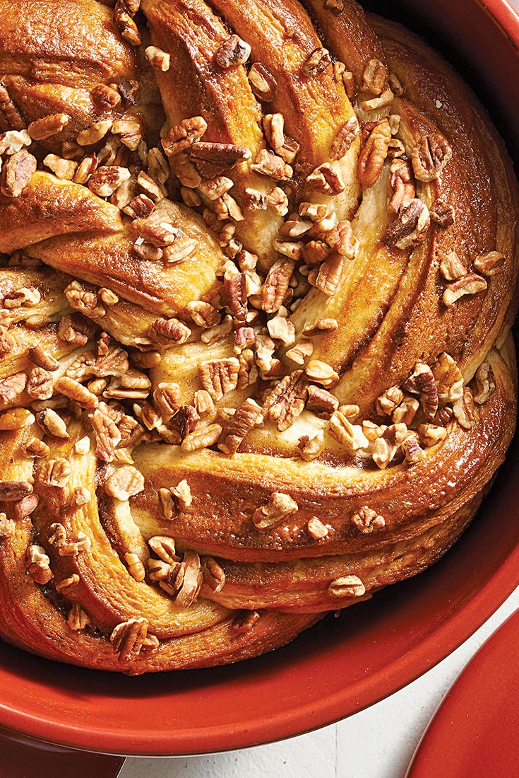Cinnamon Bun Loaf Recipe