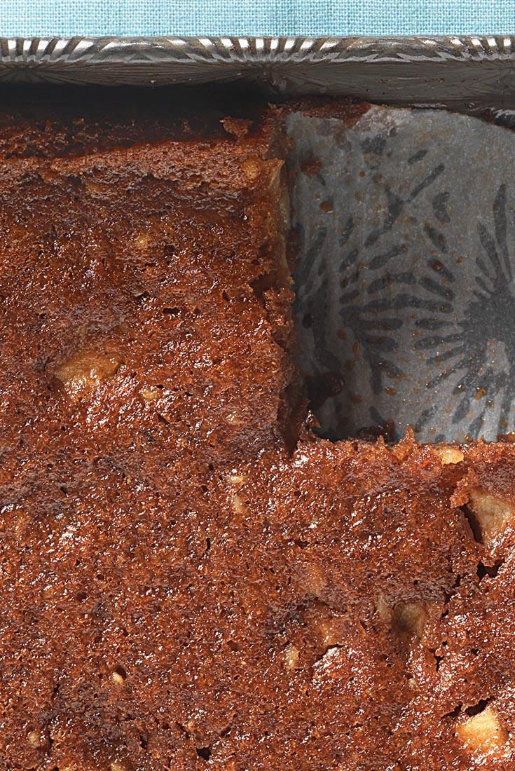 Spicy Cake Pan Cake Recipe