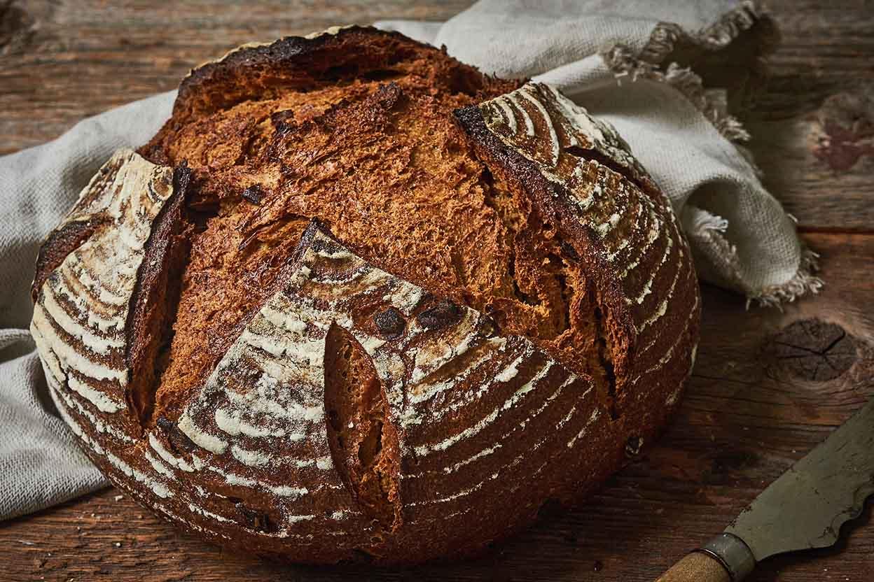 Rye Bread Recipe Easy