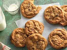 Joy's Brown Butter Chocolate Chip Cookies with Pecans