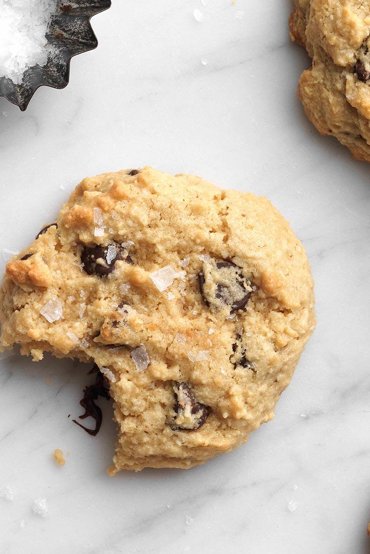 Gluten-Free Almond Flour Chocolate Chip Cookies   Recipe