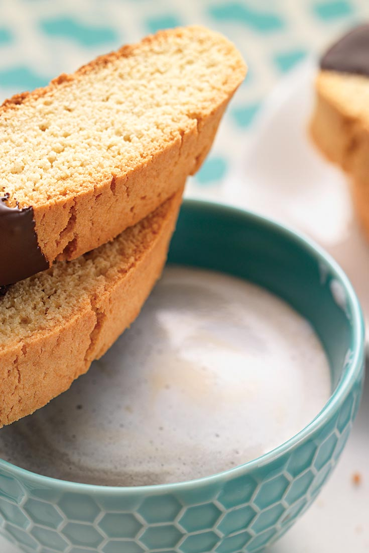 Coconut Biscotti Recipe