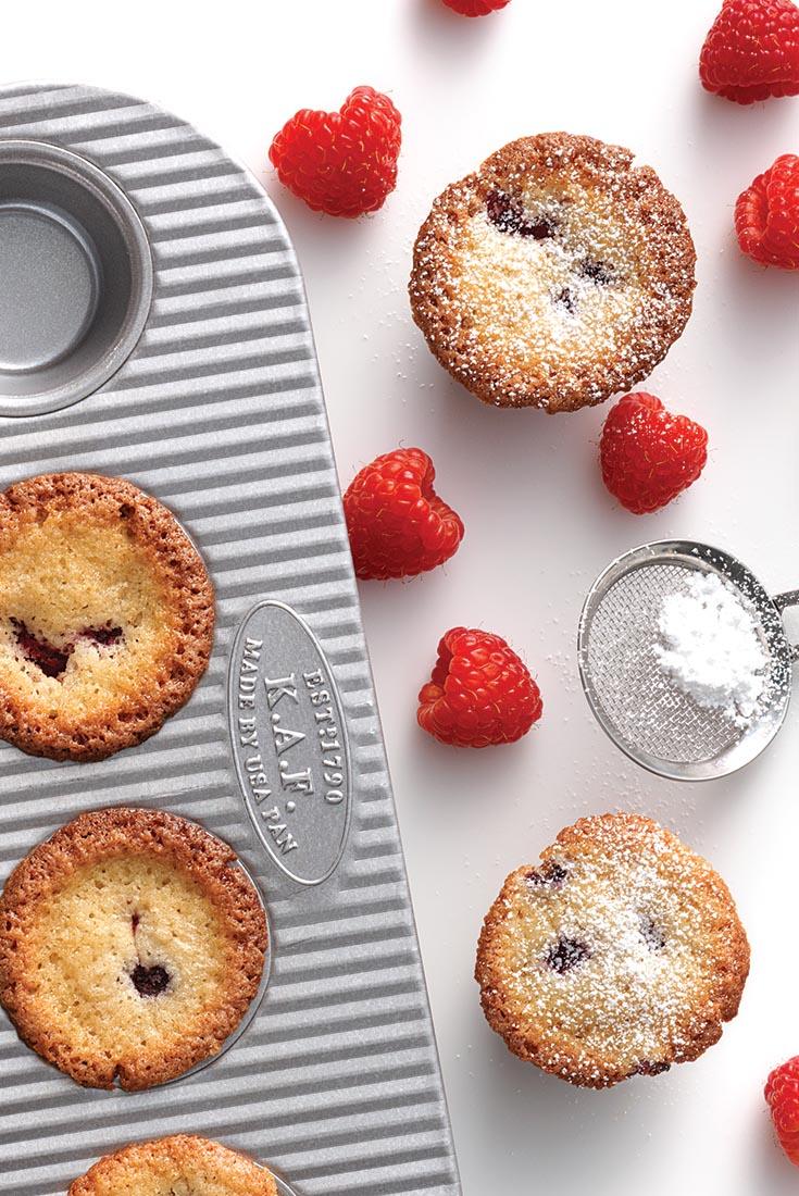Almond Tea Cakes Recipe