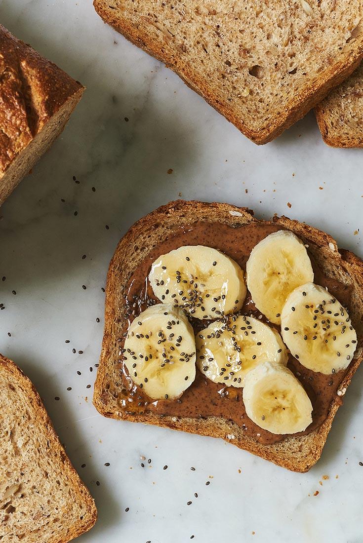 Seeded Multigrain Sourdough Bread Recipe