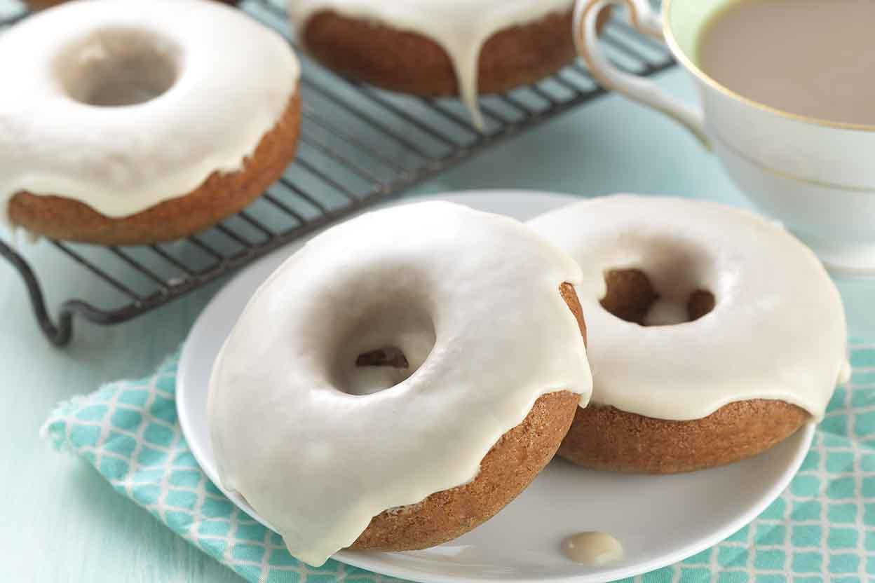 Vanilla Chai Doughnuts Recipe King Arthur Flour