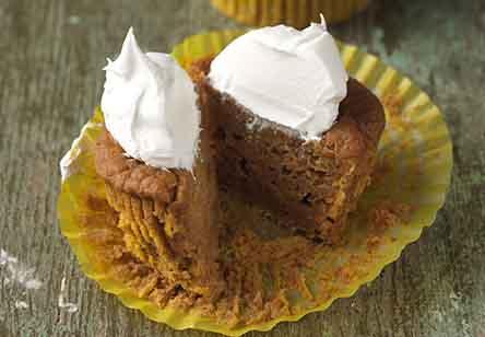 No-Fuss Pumpkin Pie Bites