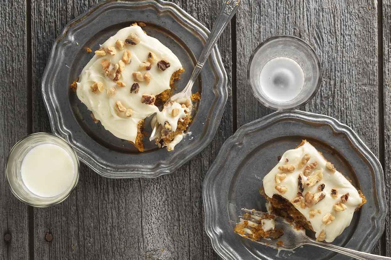Recipes for flour free cakes