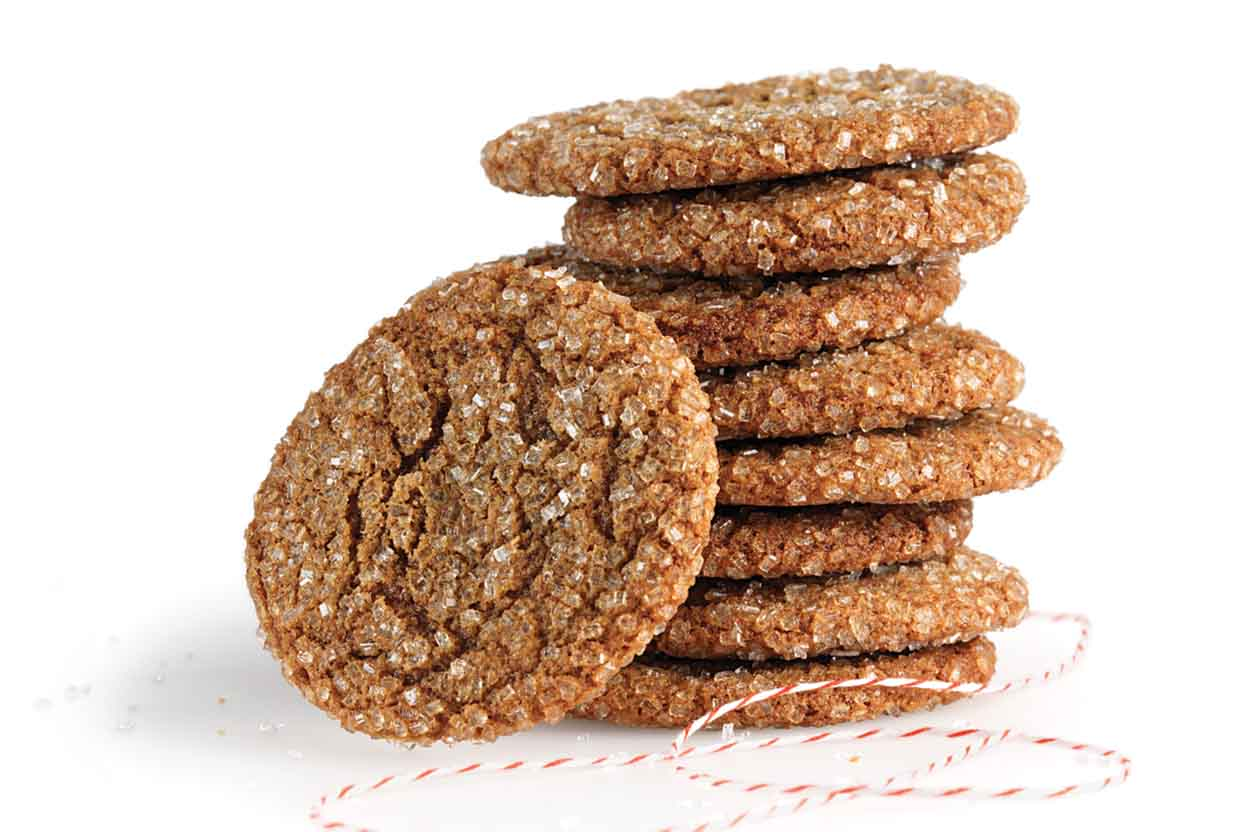 Holiday Ginger Spice Cookies foto
