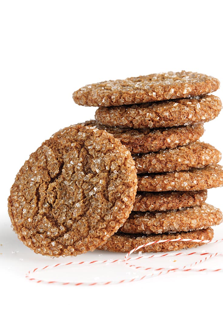 Ginger Spice Cookies Recipe