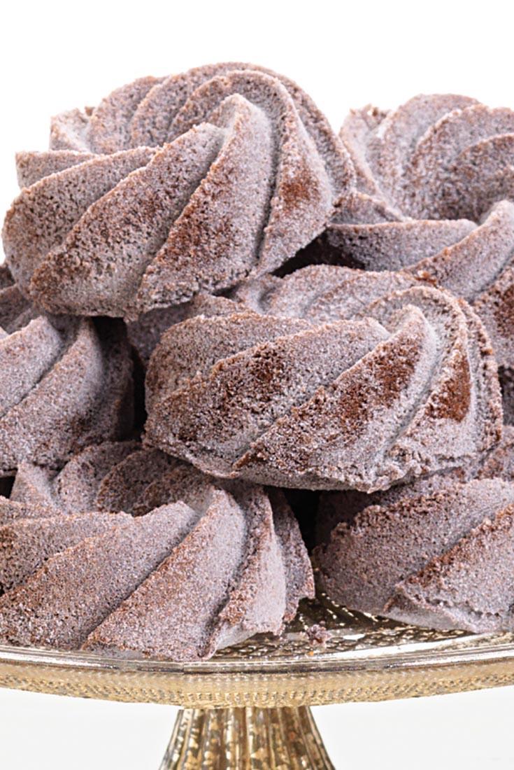 Mini Chocolate Bundtlette Cakes Recipe