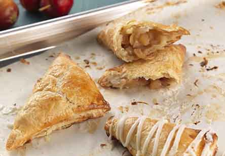 Autumn Apple Turnovers