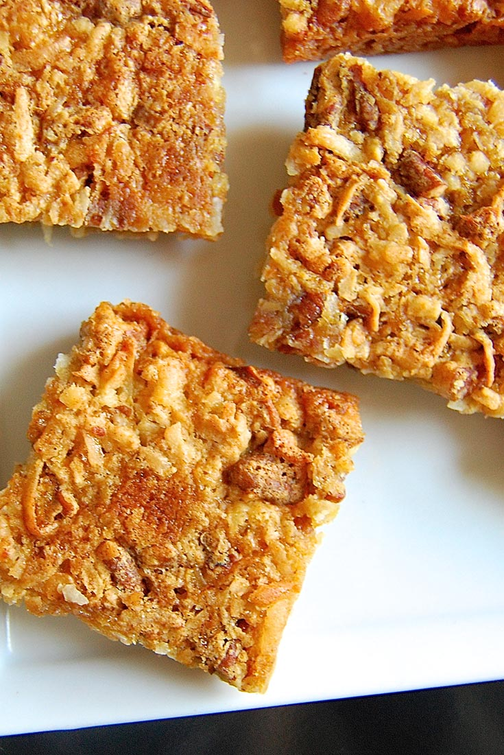 Camelot Dream Bars Recipe