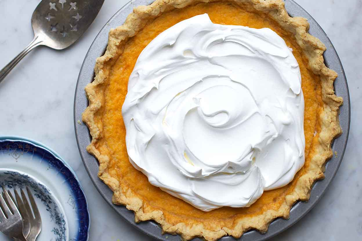 No-Roll Pie Crust Recipe | King Arthur Flour