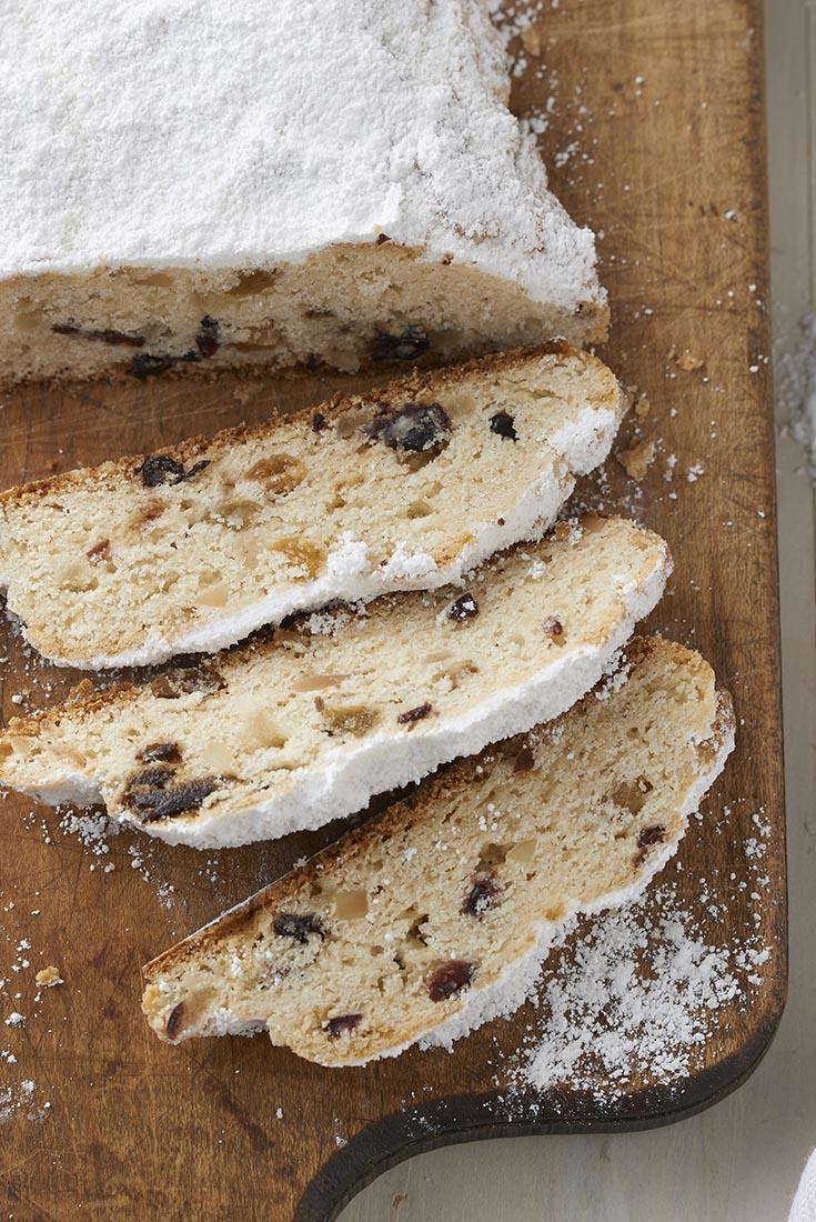 Gluten-Free Holiday Stollen Recipe