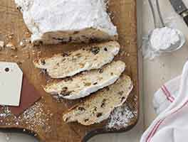 Gluten-Free Holiday Stollen