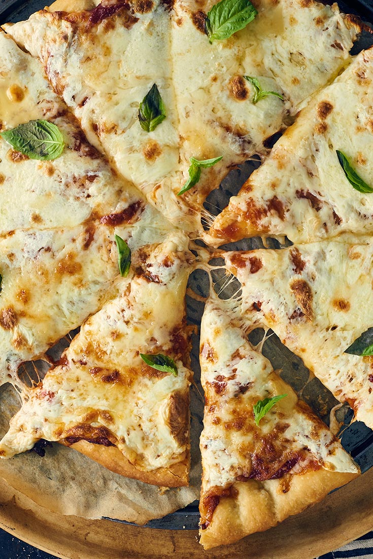 The Fastest Homemade Pizza Ever Recipe